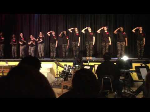 Sing James Madison Highschool