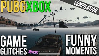 PUBG Xbox: Game Preview Compilation