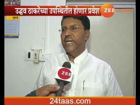 Mumbai NCP Leader Jaydutt Kshirsagar On Join Shivsena