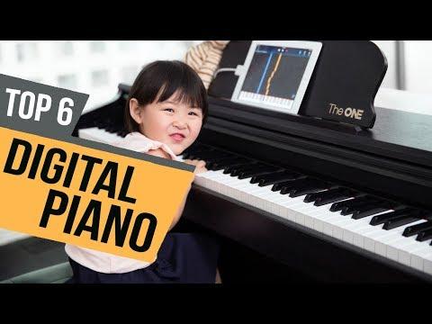 6 Best Digital Piano 2019 Reviews