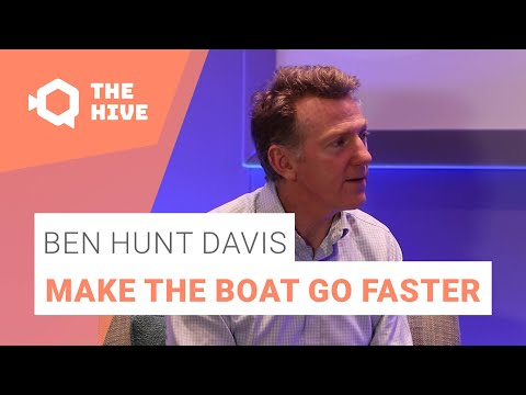 Secrets to a Gold Medal Performance with Ben Hunt-Davis ...