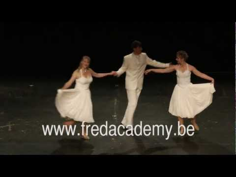 FRED ACADEMY - BEGIN THE BEGUINE