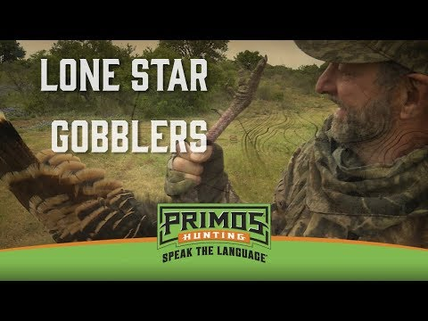 Primos Goes Turkey Hunting In Texas! Jimmy Almost Misses!-Primos Truth About Hunting Season17