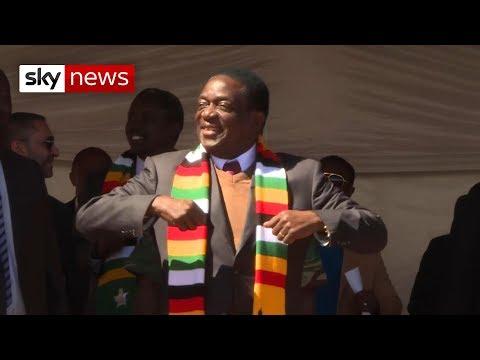 Mnangagwa promises unity for Zimbabwe