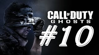 Call of Duty Ghosts 1080p HD Gameplay Walkthrough Episode 10 - Atlas Falls - Blow It Sky High