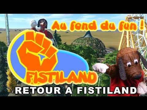 Planet Coaster - Retour à FISTILAND