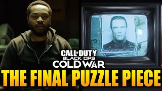 The Final Piece of the Puzzle (Black Ops Cold War Story)
