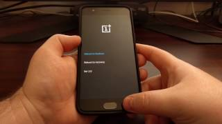 OnePlus 5 | Recovery Mode