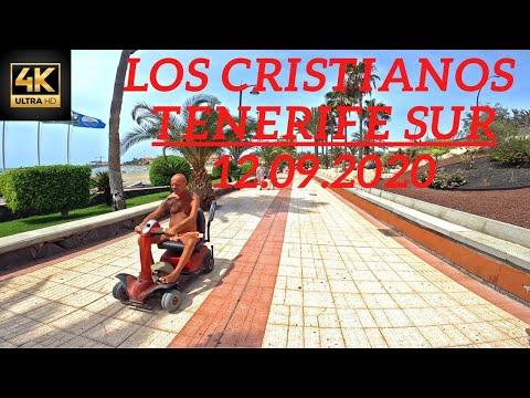 LOS CRISTIANOS-WALK TENERIFE