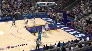 NBA 2K10 (Xbox 360) Gameplay: Orlando Magic vs. Memphis Grizzlies