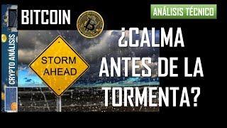 Análisis Bitcoin/Btc - ¿CALMA ANTES DE LA TORMENTA?