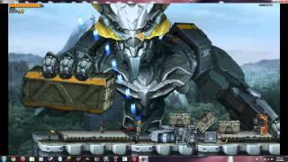 Intrusion 2 final boss, M.A.C.E
