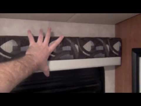 How to Re-Cover RV Window Valances