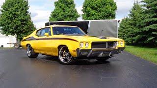 GSX ? 1970 Buick Skylark 2 Door Post Restomod & 427 Engine Sound on My Car Story with Lou Costabile