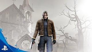 Resident Evil 4, 5, 6 - Modern Hits Launch Trailer   PS4