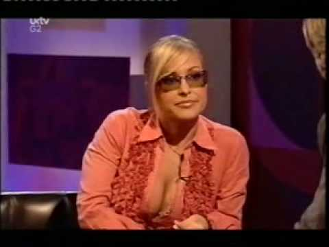 Anastacia - Interview On Friday Night With J R
