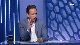 رد قوي من محمد صلاح على سؤال إسلام صادق.. هل الزمالك حصل على بطولة الدوري بمجهوده؟