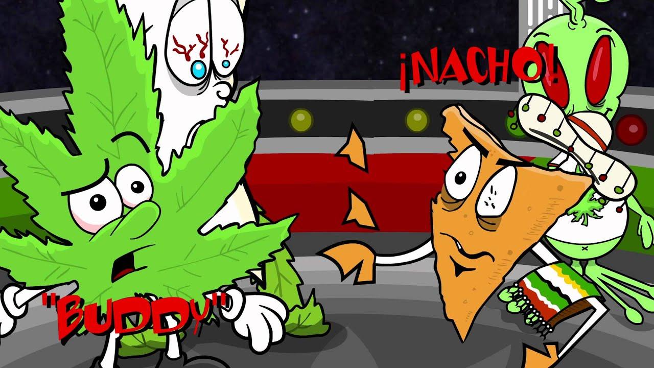 Marijuana Animated Wallpaper Stonetown Happy 420 Premiere Promo Youtube