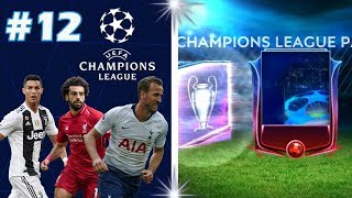 CHAMPIONS LEAGUE ROUND of 16! | FIFA MOBILE 19 #12