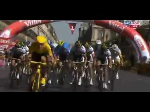Tour De France 2012 Stage 21
