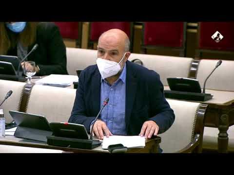"""Néstor Rego: """"É un erro aprobar a Lei de Cambio Climático contra o sector mar-industria"""""""