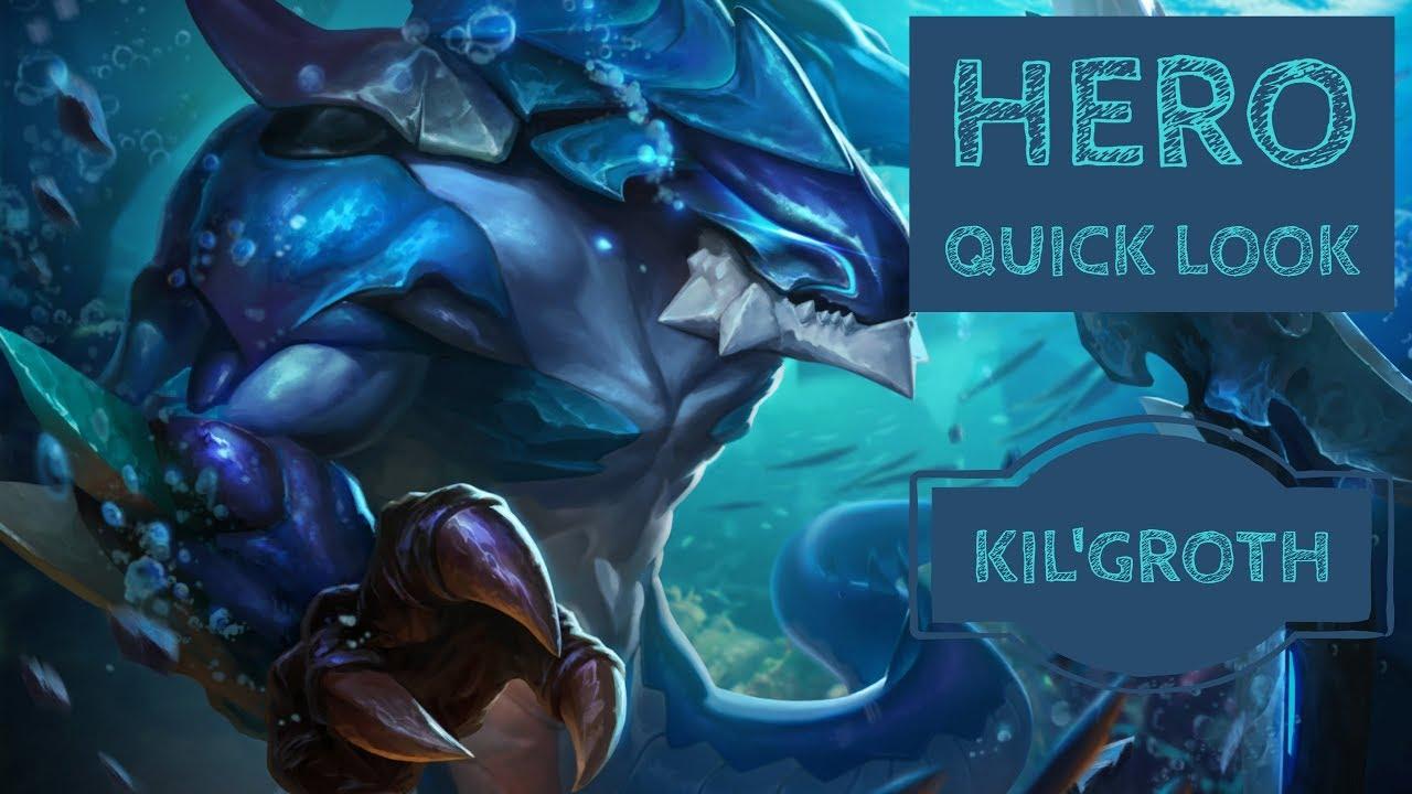 Zill: Hero Quick Look - Arena of Valor - YouTube