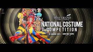 Miss Grand International 2020 National Costume Competition