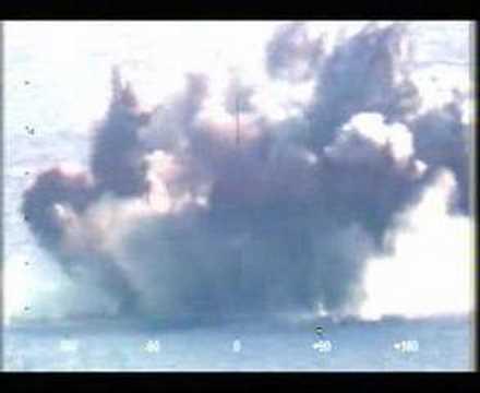 Australian fighter jet sinks North Korean Drug Ship