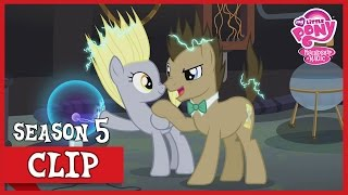Derpy in Dr. Hooves's Time Lab (Slice of Life) | MLP: FiM [HD]