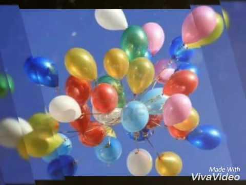 Buon Compleanno Amica Mia Del Cuore Silvia Youtube