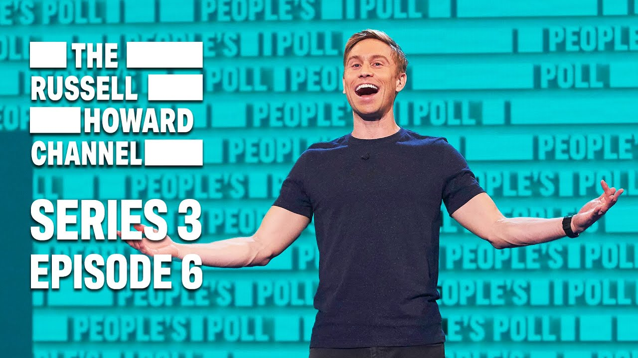 The Russell Howard Hour Election Special Series 3 Episode 6 Full Episode Youtube