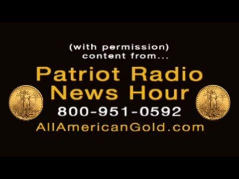 Patriot Radio News Hour: Eric Cedarstrom Returns