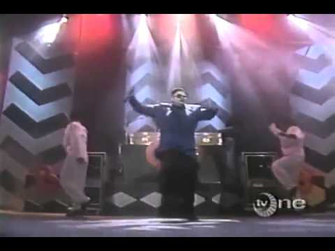 Heavy D & The Boyz  Somebody For Me Live 1989)