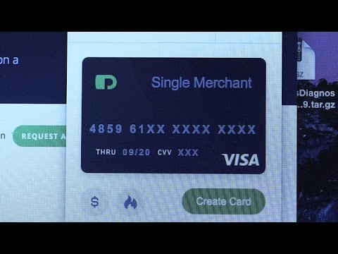 Use a virtual credit card for safer online shopping (Tech Minute)