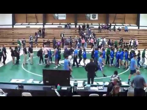 UCC Wrestling vs. Grays Harbor College