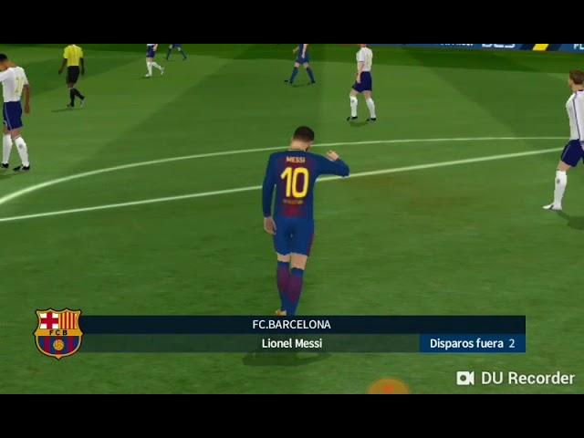 Barcelona vs ttottemha (dls 18)