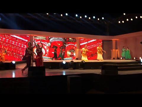 Classical Indian Performance during GES 2017, Narendra Modi, Ivanka Trump