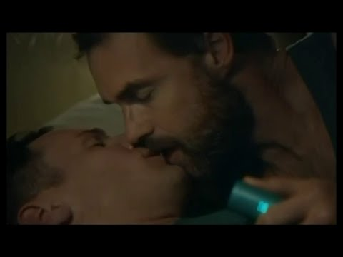 Hot gay makeout
