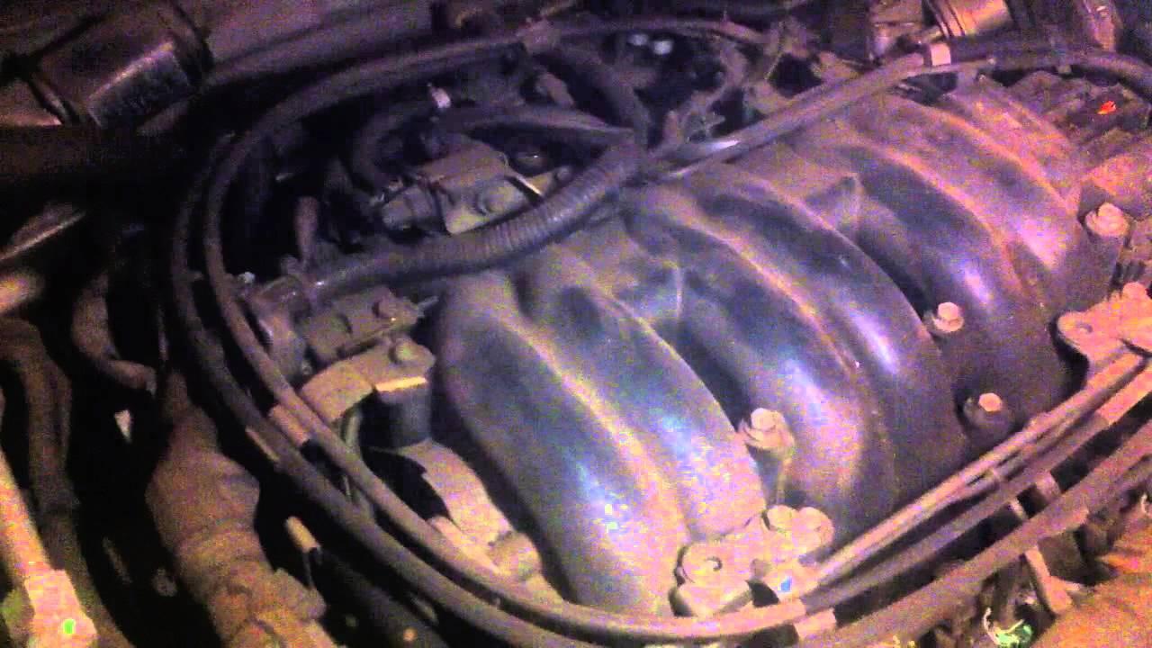 Nissan maxima 2000 engine noise