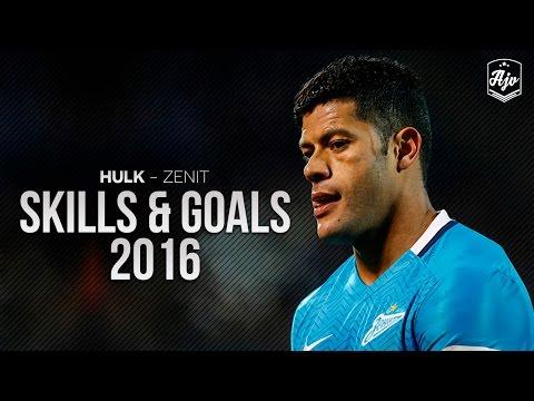 Hulk 'Халк' 2016 |Amazing Skill Show| FK Zenit St. Petersburg | HD | 1080p