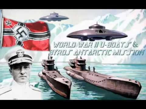 US-Operation High-Jump, Nazi Antarctic War, U-Boats, UFOs