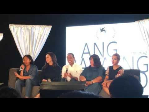 Ang Babaeng Humayo Press Conference   Charo Santos   John Lloyd Cruz