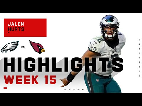 Jalen Hurts Looks Ridiculously Good | NFL 2020 Highlights