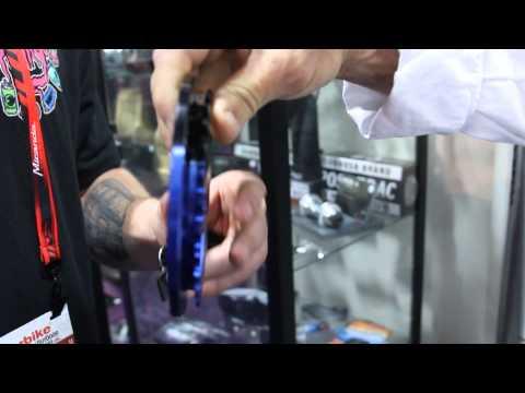 Interbike 2014 - Subrosa - BMX Street Rails - Bike Components &  Accessories- BikemanforU