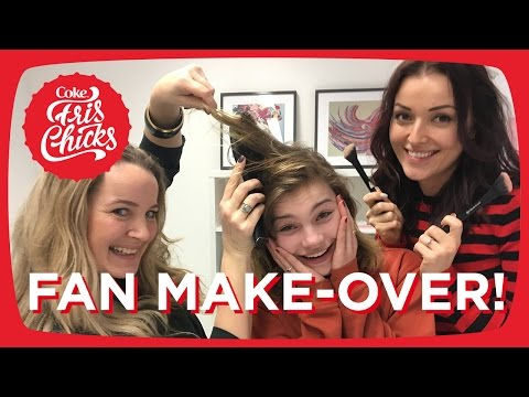#14 FAN krijgt MAKE-OVER van BEAUTYGLOSS - FrisChicks