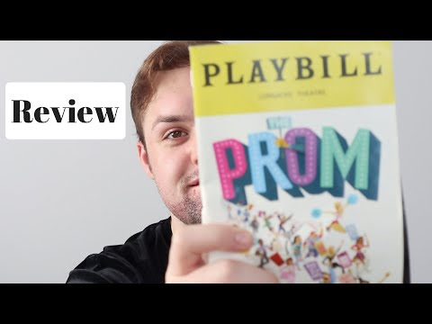 The Prom Broadway Musical Review