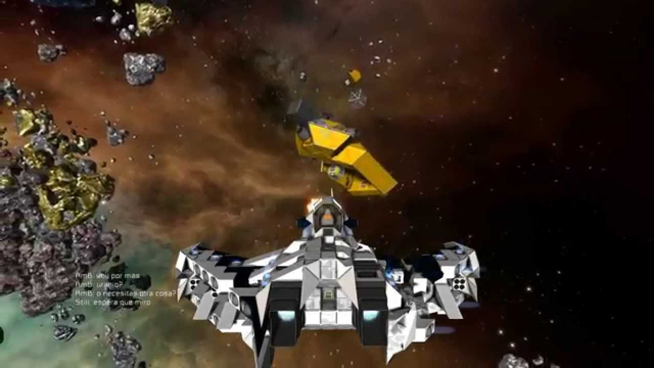 Finding other players in vast space   Keen Software House Forums