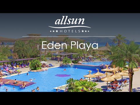 Allsun Hotel Eden Playa Youtube
