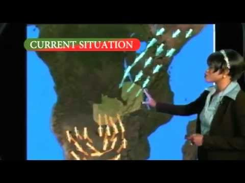 WMO Weather Report 2050 - Zambia