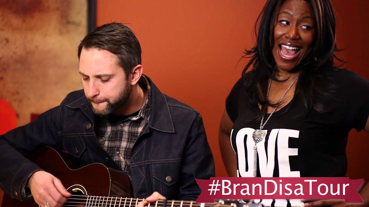 Brandon Heath - BranDisa Tour - Spring 2014